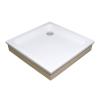 Ravak Kaskada Angela 90 EX négyzet alakú akril zuhanytálca (A007701320)