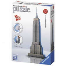 Ravensburger 3D puzzle, Empire State Building, 216 db (4005556125531) puzzle, kirakós