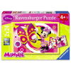 Ravensburger: Minnie egér 2x24 darabos puzzle