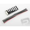 RAY Balanszer adapter (lap) 7cellás Raytronic C60 JST-EH (Kokam,Graupner)