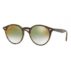 Ray-Ban RB2180 710/W0 HAVANA GRADIENT GREEN MIRROR RED napszemüveg