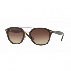 Ray-Ban RB2183 122513 TOP HAVANA BROWN/HAVANA BROWN GRADIENT BROWN napszemüveg