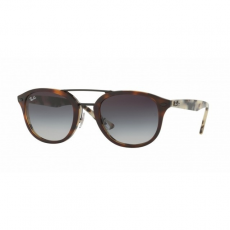Ray-Ban RB2183 12268G TOP BROWN HAVANA/HAVANA BEIGE GREY GRADIENT napszemüveg