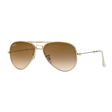 Ray-Ban RB3479 001/51 AVIATOR FOLDING ARISTA CRYSTAL BROWN GRADIENT napszemüveg
