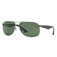 Ray-Ban RB3502 029 MATTE GUNMETAL GREEN napszemüveg