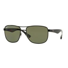 Ray-Ban RB3533 002/9A BLACK POLAR GREEN napszemüveg