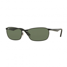 Ray-Ban RB3534 002 BLACK GREEN napszemüveg