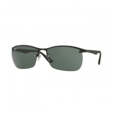 Ray-Ban RB3550 006/71 MATTE BLACK GREEN napszemüveg