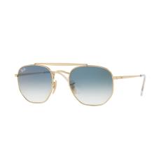 Ray-Ban RB3648 001/3F GOLD CLEAR GRADIENT BLUE napszemüveg