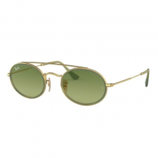 Ray-Ban RB3847N 91224M GOLD GREEN GRADIENT GREEN napszemüveg