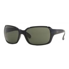 Ray-Ban RB4068 601 BLACK CRYSTAL GREEN napszemüveg