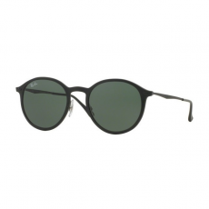 Ray-Ban RB4224 601S71 MATTE BLACK DARK GREEN napszemüveg