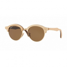 Ray-Ban RB4246M 117957 GOLD BROWN POLAR napszemüveg