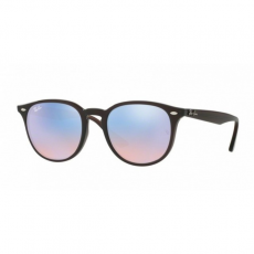 Ray-Ban RB4259 62311N SHINY OPAL BROWN BLUE FLASH BLUE napszemüveg
