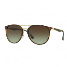 Ray-Ban RB4285 6372E8 HAVANA GREEN GRADIENT BROWN napszemüveg