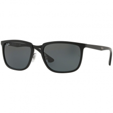 Ray-Ban RB4303 601S71 MATTE BLACK GREEN napszemüveg