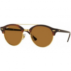 Ray-Ban RB4346 990/33 SHINY RED HAVANA BROWN napszemüveg
