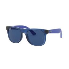 Ray-Ban RJ9069S 706080 RUBBER TRANSPARENT BLUE DARK BLUE gyermek napszemüveg napszemüveg