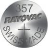 Rayovac 357 ezüst-oxid gombelem