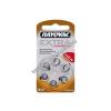 Rayovac Extra Advanced hallókészülék elem típus AE312 6db/csom