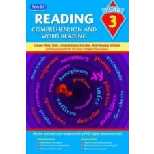 Reading - Comprehension and Word Reading – Prim-Ed Publishing idegen nyelvű könyv