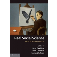 Real Social Science – Bent Flyvbjerg idegen nyelvű könyv