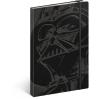 REALSYSTEM Design notesz - Star Wars – Darth Vader, unlined, 13 x 21 cm