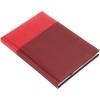 REALSYSTEM Lux B/6 álló zsebnaptár - piros