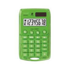 Rebell Zsebszámológép Starlet 8 digit zöld Rebell számológép