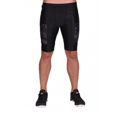 Reebok RCF COMPRESSION SHO BLACK CROSS SHORT
