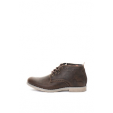 Refresh , Műbőr chukka cipő, Barna, 45 (64471-BROWN-45)