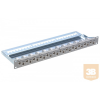 Reichle & De-Massari R&M R305121 24 portos Cat5e patch panel, árnyékolt