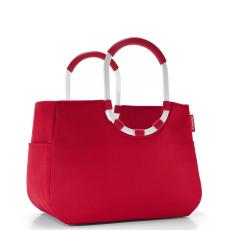 7cd20c1c5967 Shopper M zöld virágos női bevásárló táska · Reisenthel Loopshopper L piros  női bevásárló táska
