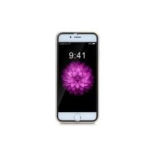 Remax Honor ütésálló kijelző védőfólia fém szegéllyel Apple iPhone 6 Plus 5.5, 6S Plus 5.5-höz fekete (0,2mm, 9H)* mobiltelefon előlap