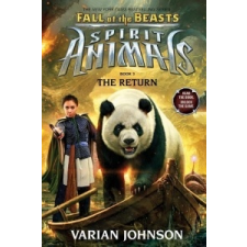Return (Spirit Animals: Fall of the Beasts, Book 3) – Varian Johnson idegen nyelvű könyv