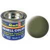 Revell email Szín - 32168: matt sötétzöld (sötétzöld szőnyeg RAF)