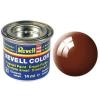 Revell email Szín - 32.180 fényes sáros barna (sár barna fényes)