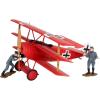 Revell Fokker Dr.1 Manfred von Richthofen repülő makett revell 4744