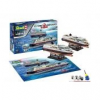 Revell Gift Set HURTIGRUTEN 125th Anniversary makett 1:200 (5692)