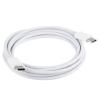 Rexdigital USB Type-C adatkábel USB 3.1 mindkét végén adat kábel töltő Type C 2 méter 2m Samsung LG HTC Huawei Sony Apple Macbook Thunderbolt 3 3A data cable