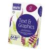 REY Másolópapír A4/80gr. REY Text & Graphics 500ív/csom