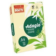 REY Másolópapír, színes, A3, 80 g, REY Adagio, pasztell sárga fénymásolópapír