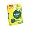 REY Másolópapír, színes, A4, 160 g, REY Adagio, intenzív sárga
