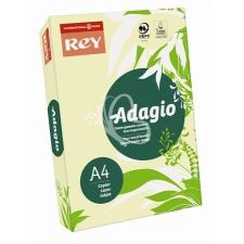 """REY Másolópapír, színes, A4, 160 g, REY """"Adagio"""", pasztell sárga fénymásolópapír"""