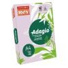 """REY Másolópapír, színes, A4, 80 g,  """"Adagio"""", intenzív lila"""