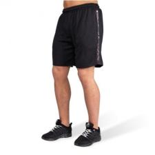 REYDON MESH SHORTS - BLACK (BLACK) [2XL] férfi nadrág