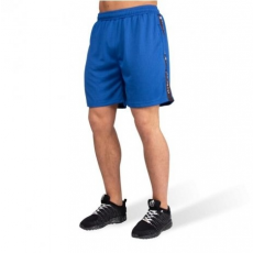 REYDON MESH SHORTS - BLUE (BLUE) [3XL]