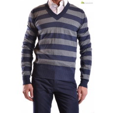 Richmond Man Cardigan Richmond WH6-BC22011--BLU