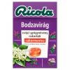 Ricola gyógynövény cukorka 40 g bodzavirág cukormentes (gluténmentes, laktózmentes)