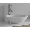 Riho Avella Solid Surface kör mosdó &#216 42x14 cm
